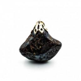 Pendentif Magnétite pierre roulée