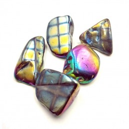 Cristal titane pierre