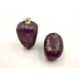 Pendentif Jade Magnétite