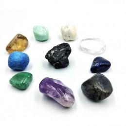 Lot 10 pierres lithothérapie