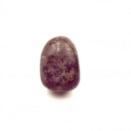Jade Magnétite pierre roulée